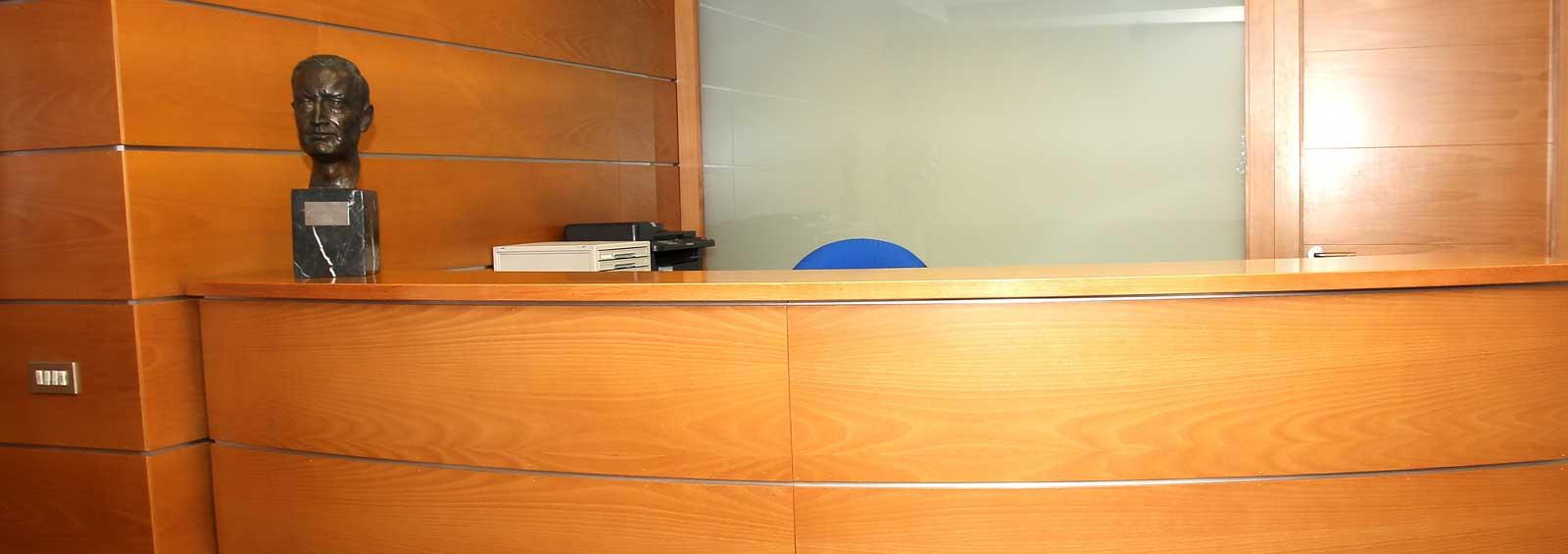 Recepcion Despacho